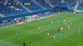 enit faz 7 e atropela Spartak Moscou.
