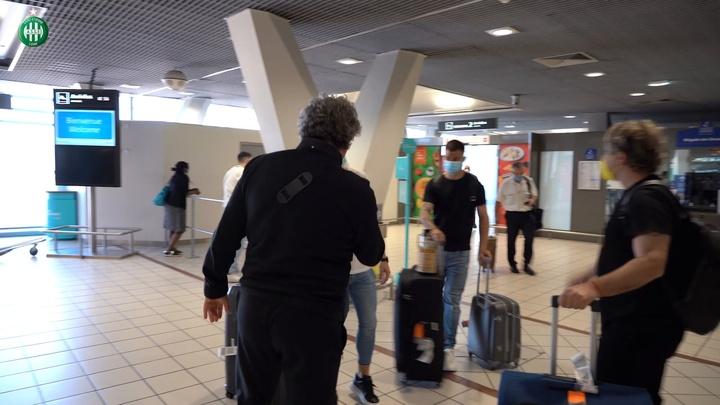 Ignacio Ramirez arriva nel Saint-Etienne. Dugout