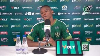 Juninho projeta duelo entre América-MG e Santos na Vila Belmiro. DUGOUT