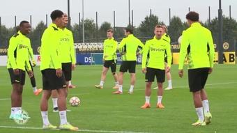 Le Borussia veut enchaîner après la victoire face à Besiktas. Dugout