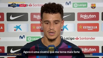 Coutinho espanta má fase e diz que ainda quer brilhar pelo Barcelona. DUGOUT