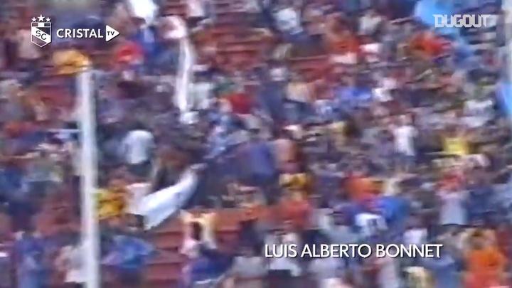 Gols do Sporting Cristal contra clubes brasileiros na Libertadores. DUGOUT