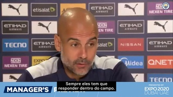 Guardiola fala sobre situação de Sterling. DUGOUT