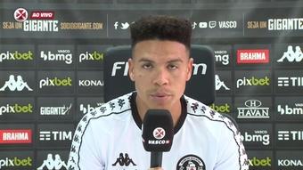 Marquinhos Gabriel fala sobre o que mudou no Vasco com novo técnico. DUGOUT