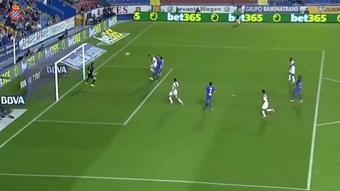 Gols de Léo Baptistão pelo Rayo Vallecano e Espanyol. DUGOUT