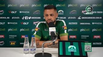 Felipe Azevedo falou que todo mundo quer fazer história no Coelho. DUGOUT