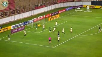Confira todos os gols do Palmeiras na Libertadores de 2021. DUGOUT