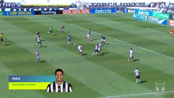 There have been some cracking goals on matchday 13 of the Brasileirao. DUGOUT