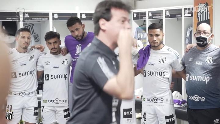 Felipe Jonatan decide, e Santos bate o Boca Juniors na Vila Belmiro. DUGOUT