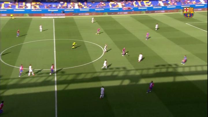 Barcelona vence Juventus por 6 a 0 no Troféu Joan Gamper Feminino. DUGOUT