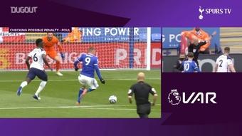 Bale selló el destino del Leicester en la última jornada. Dugout