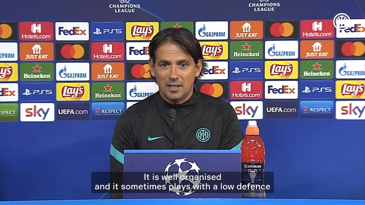 Inzaghi does not want Inter to become Sheriff's latest victim. DUGOUT