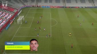 Grandes goles en Brasil. DUGOUT