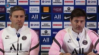Pochettino se mostró convencido de que Neymar seguirá jugando muchos años más. Dugout