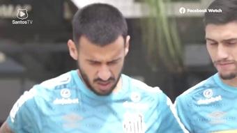 Camacho fala da comemoração na vitória sobre o Grêmio. DUGOUT