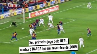 Benzema, o talismã do Real Madrid em El Clásicos. DUGOUT