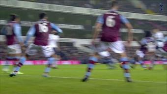 Les plus beaux buts de Tottenham contre Aston Villa. Dugout