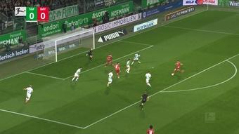 Bayern Munich beat Greuther Furth 3-1. DUGOUT