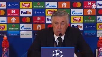 Ancelotti destaca jogo coletivo do Real Madrid após goleada sobre o Shakhtar. DUGOUT
