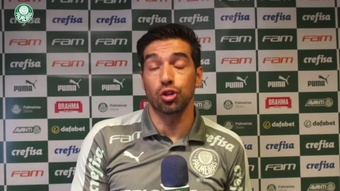 Abel Ferreira critica gol anulado e questiona linhas do VAR. DUGOUT