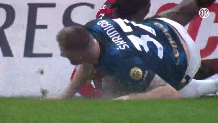 Il meglio di Skriniar nell'Inter. Dugout