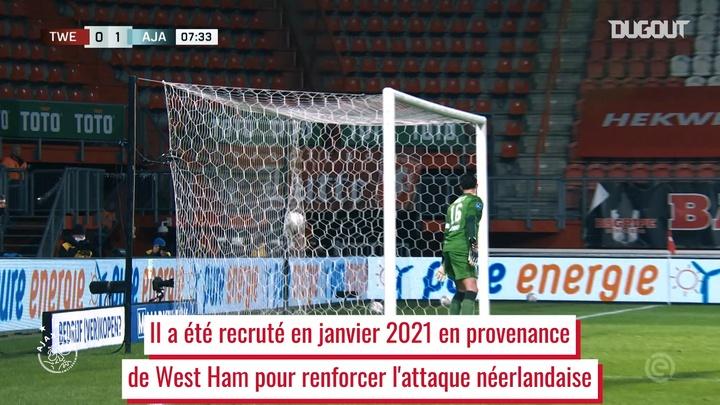 L'impact de Sébastien Haller à l'Ajax. Dugout