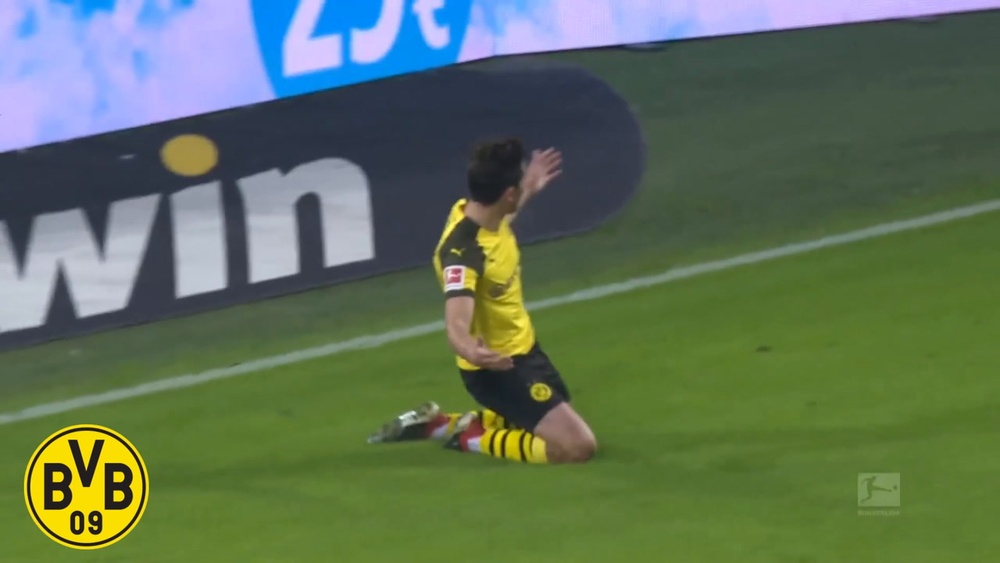 Top 10 assistências de Marco Reus pelo Borussia Dortmund. DUGOUT