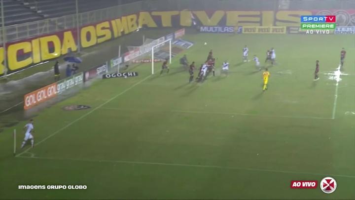 Vasco beat Vitória at Barradão. DUGOUT