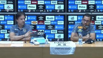 Médico do Santos explica situação atual dos volantes Jobson e Sandry. DUGOUT