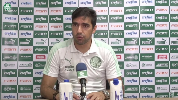 Abel Ferreira fala sobre o retorno de Deyverson ao Palmeiras. DUGOUT