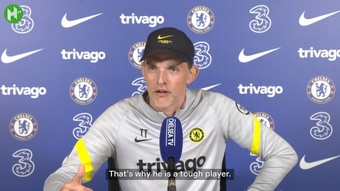 Thomas Tuchel is without key players for Chelsea's game with Southampton. DUGOUT