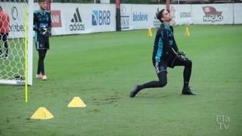 Flamengo se reapresenta e começa preparação para encarar o Juventude. DUGOUT