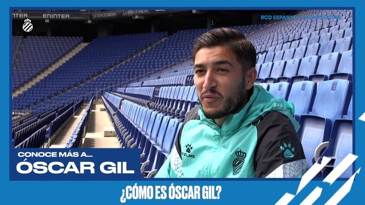 Preguntas y respuestas con Óscar Gil. Captura/DUGOUT