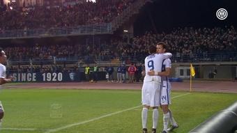 Les meilleurs buts de l'Inter Milan à l'Empoli. DUGOUT