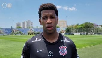 Gil projeta duelo contra o Inter e pede concentração ao Corinthians. DUGOUT