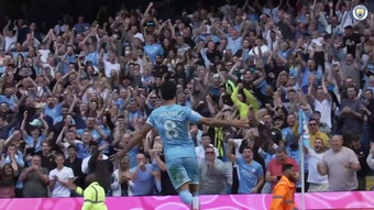 VIDÉO : la victoire de Manchester City contre Arsenal. Dugout