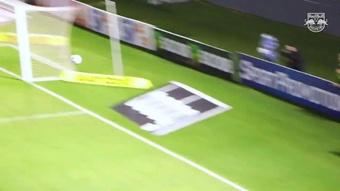 Com gol de Luan Cândido, Red Bull Bragantino vence o São Paulo no Brasileirão. DUGOUT