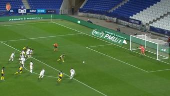 Résumé Lyon 0-2 Monaco Coupe de France 2021. Dugout