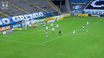 Alves's incredible saves secures a point for Fortaleza vs Grêmio. DUGOUT