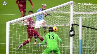 Man City have scored some great goals v Liverpool in the past. DUGOUT