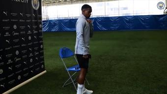 Kayky chega ao City e fala sobre jogar a Premier League. DUGOUT