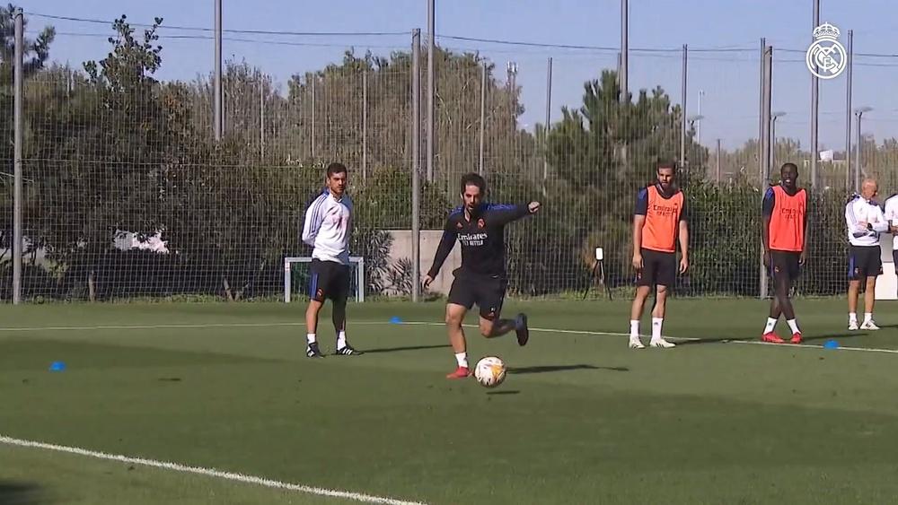 Com Marcelo e Casemiro, Real Madrid treina forte em Data FIFA. DUGOUT