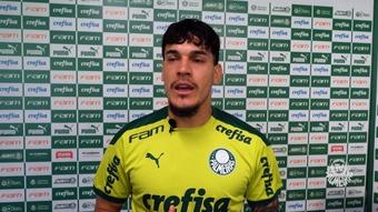Gómez aproveitou para falar do jogo contra o Ceará. DUGOUT