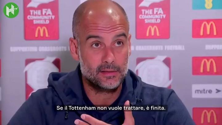 Kane verso l'addio al Tottenham. Dugout