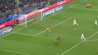 Primeiro 'El Clásico' desde a saída de Lionel Messi. DUGOUT