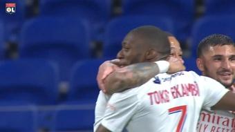 VIDÉO : le doublé de Toko-Ekambi contre Nice. Dugout