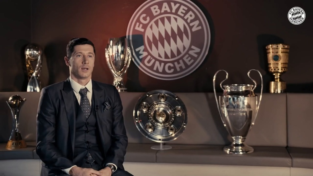 Lewandowski is one of the best players in the world. DUGOUT