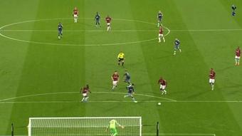 Un repaso a los goles de Son al West Ham. Dugout