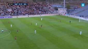 Marseille a battu le Servette Genève en amical. Dugout