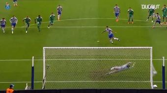 Porto made short work of Farense. DUGOUT